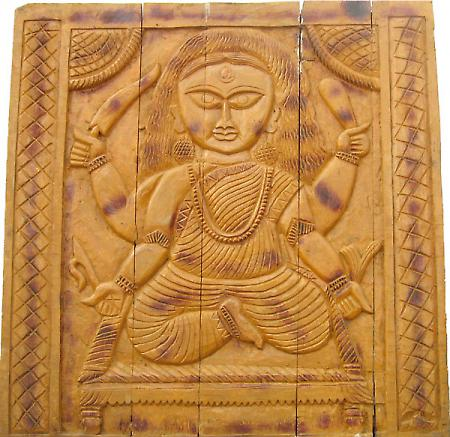 Wood carving of west bengal the craft and artisans